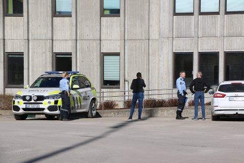 Politiet jobber med å finne årsaken til ulykken.