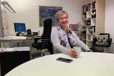 Museene er et minefelt. Nå håper kultursjef Mariann Eriksen på mer avklarte forhold.