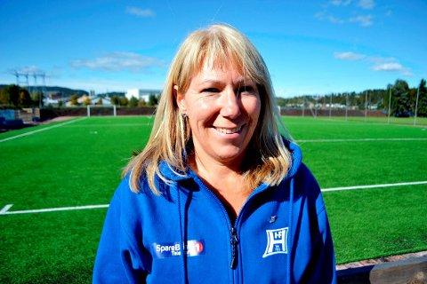 ARRANGØR: Marianne Grønvold og Herøya IFs turngruppe.