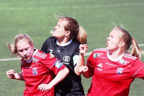 Melissa Wiik scoret for Urædd.