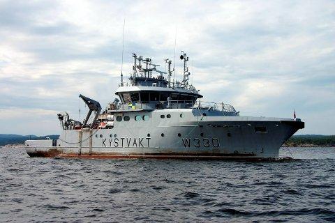 KV Nornen bidro til at politiet fikk tatt en beruset båtfører.