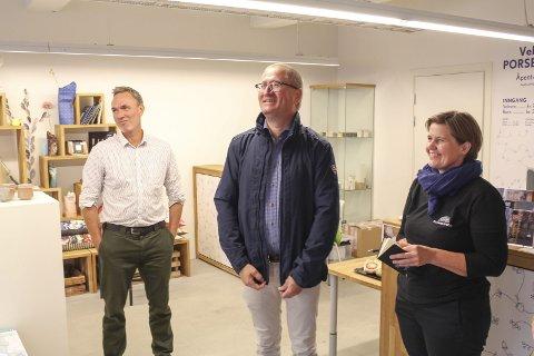 Da Telemarks stortingsrepresentant Geir Jørgen Bekkevold (KrF) gjestet PP-museet i september lovte han å jobbe for at det kommer inn på statsbudsjettet. Bekkevold er medlem av familie-, kirke- og kulturkomiteen på Stortinget.