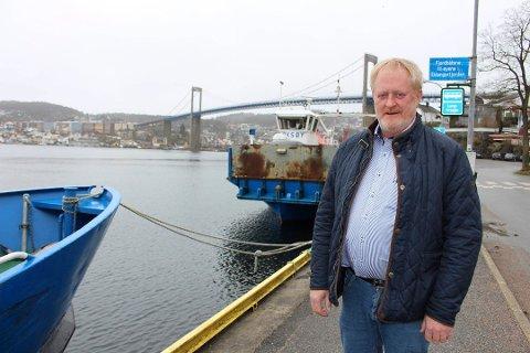Inge O. Rønning har sagt opp sine stillinger som daglig leder i både Brevik Fergeselskap IKS og Kragerø Fjordbåtselskap. Han har fått jobb i et annet selskap.
