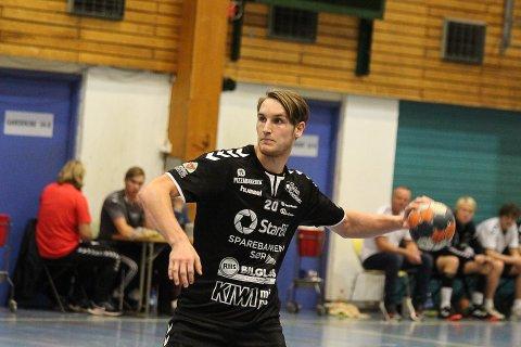 Marius Klevstad og Urædd strakk ikke til hjemme mot Randesund.