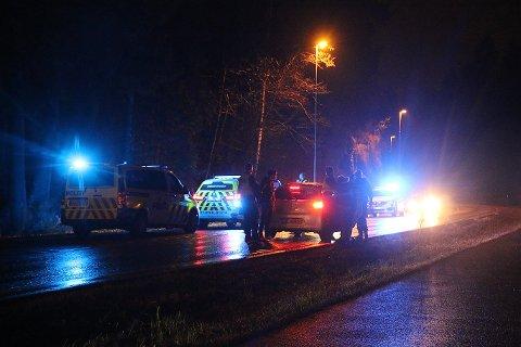 To personer ble pågrepet i Porsgrunn i natt etter et ran i Tønsberg fredag kveld.