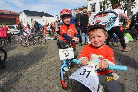 FESTDAG: Tour of Norway for kids inntar Porsgrunn til søndag.