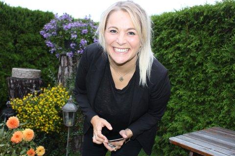Line Victoria Husby-Sørensen er blogger med eget kommunikasjonsfirma på heltid. Nå gleder hun seg til å bli aktiv Ap-representant i Bamble kommunestyre.