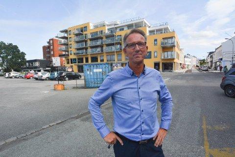 Haavard Skare slutter som direktør i Bratsberg Næringseiendom.