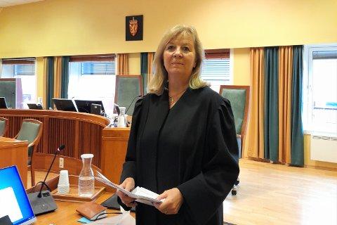 FORSVARER: Advokat Heidi Ysen forsvarte kvinnen.