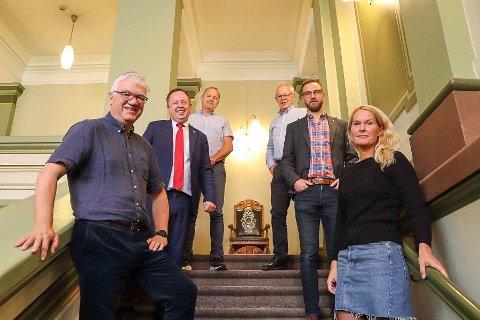 For ordførere i Grenlandssamarbeidet er fellesprosjektet ViG i ferd med å rakne.