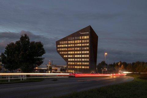Powerhouse ble tildelt årets Byggeskikkspris.