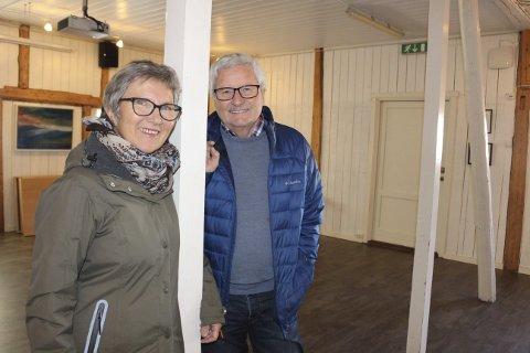 DREVET SIDEN 2010: Anne Helene Moe og Åsulf Ørvik har drevet Fagerheimlåven i Langesund som selskapslokale og gallerivirksomhet siden 2010. Nå planlegger de å bli pensjonister på heltid fra nyttår. – Vi ser etter en ny driver av Fagerheimlåven. Det finnes kanskje en person med sine egne ideer og drømmer, og her er mange muligheter.