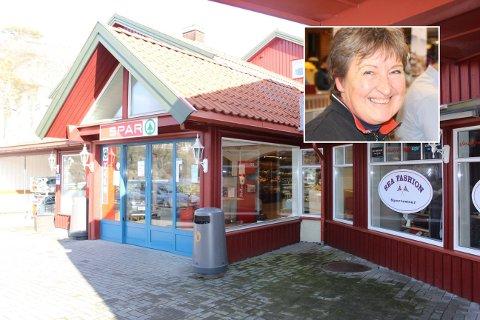 Berit Kivle (innfelt) er butikksjef ved Spar Sjøbua i Valle. Hun regner med at det kommer være mye hyttefolk i området neste helg siden 1. mai faller på en fredag.