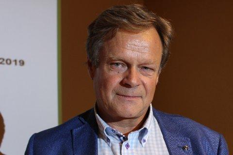 Per Brevik er direktør for bærekraft og alternativ brensel i HeidelbergCement Northern Europe.