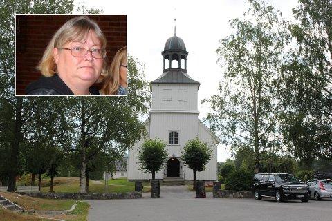 Aud Bergheim er prest i Eidanger sokn. Hun har opplevd å gjennomføre begravelse nå under koronakrisen, og forteller at det ikke er enkelt for de pårørende. – Vi prøver å holde motet oppe. Dette kan jo ikke vare evig, sier hun.