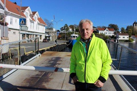 Trond Ingebretsen er valgt til ny leder av representantskapet i Grenland Havn.