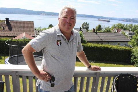 Ladet batteriene: Eskil Berg Andreassen er klar for å ta nye tak som klubbtrener.