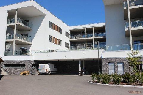 SYKEHJEM: Kommunen åpner for flere besøk på Mule og de andre sykehjemmene.