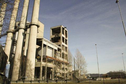 FORDEL: Valseth ser på det som en fordel hvis det blir bygget CO2-fangstanlegg på Norcem.