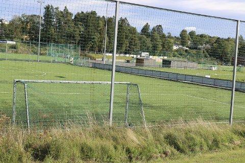HEIBURY: Mats Tvedt ønsker seg en fotballhall også.