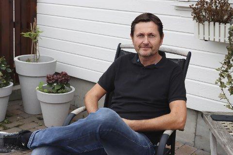 KLAR: Allan Finden er i spissen for årets TM i innendørsfotball i Skjærgårdshallen, som han har vært mange år tidligere. Etter å ha måttet avlyse fjorårets TM for første gang på 17 år, er de svært glade for å kunne kjøre for fullt i år.