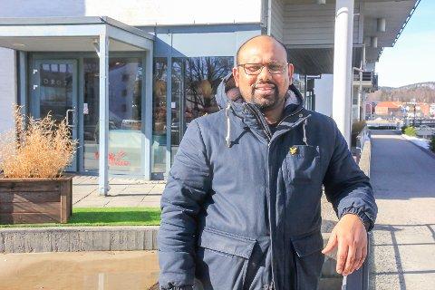 KAN ÅPNE: Fayzur Rahman kan snart åpne på Friisebrygga.