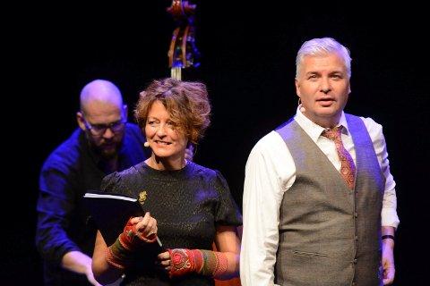 Fikk avslag: Per Erik Buchanan Andersen og Astrid Borchgrevink Lund  må nå finne ny løsning for festivalen.
