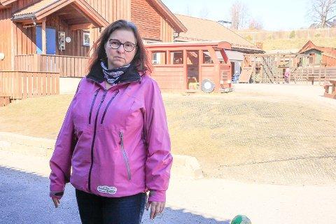 STØTTE: – Jeg har fått mye støtte fra uventet hold. Det har føltes godt, sier Elin Aasheim ved Nystrand barnehage.