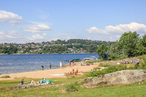 REKORDSOMMER: Sommeren i fjor var rekordvarm. Å håpe en like solfylt og varmende sommerperiode, må du nok se langt etter.