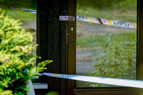 Hansen ble funnet knivdrept i leiligheten på Hellerud. En 29-åring fra Romania er siktet i saken.