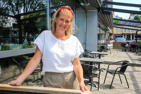 FIRE MÅNEDER: Eunike Kristoffersen har holdt stengt siden lockdownen i midten av mars, men nå er hun igjen klar for å gi jernet.