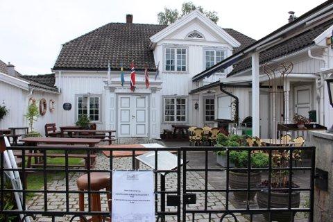 SLUTT: Det gikk ikke for Andreas Kristiansen og Victoria Gjestgiveri.