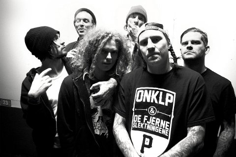 Aktuelle: Rakstingene i bandet «Onkel P og de fjerne slektningene» er klar med plate. Pressefoto