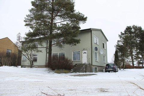 Flere leiligheter: Eier planlegger påbygg og tilbygg av leiligheter på eiendommen i Heggveien 7. Det skal etableres 14 boenheter og lages parkeringskjeller under bygget.Foto: Beate sloreby