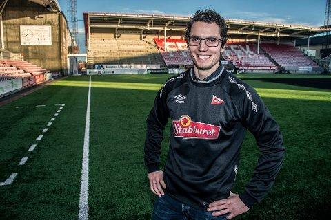 Sportssjef og daglig leder: Joacim Heier ble torsdag ansatt som daglig leder og sportssjef i FFK.