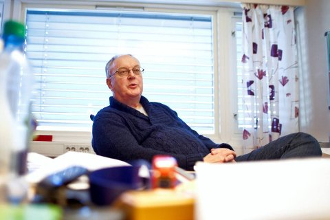 VIL FJERNE GEBYR: Rådmann Alf Thode Skog skriver i sitt forslag til formannskapet at serverings- og skjenkevirksomheter er blant de hardest rammede næringsgrenene. Det er bakgrunnen for at han nå foreslår at de aktuelle næringene slipper bevilligsgebyr for 2021. Arkivfoto