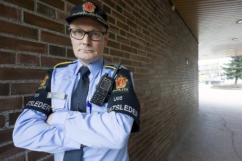 Operasjonsleder i Øst politidistrikt, Ronny Samuelsen, fikk tips om det ulovlige arrangementet.