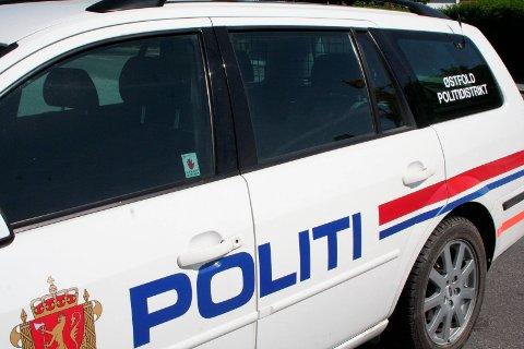 Etterforsker: Politiet etterforsker et boliginnbrudd.