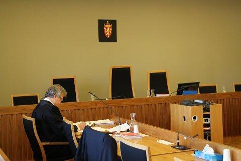 Ankesak: Politiadvokat Nils Vegard som er påtaleansvarlig i saken mener sakens kjerne er kornleveransene.