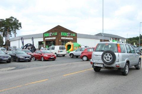 TRUES AV STORSTREIK: Kiwi er blant butikkene som kan trues av storstreik-