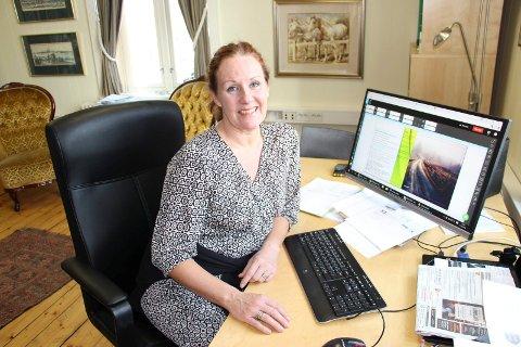 Daglig leder Anja Guerrera i Rakkestad Næringsråd.