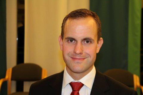 Knut Magne Bjørnstad (Ap)