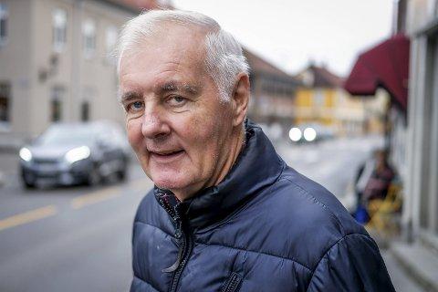 Lang fartstid: Svein Kaaterud har jobbet 50 år i Posten. Foto: Mats Duan-Hansen