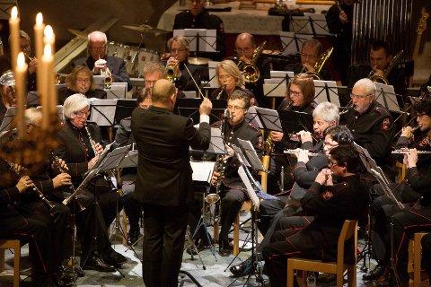 Velklingende: Rakkestad Janitsjar inviterer til vårkonsert. Arkivfoto