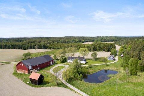 DYREST: Haraldstad gård var det dyreste eiendomssalget i Rakkestad i 2018.