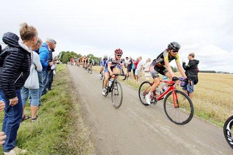 TIL RAKKESTAD: Store deler av årets utgave av sykkelrittet, Ladies Tour of Norway, finner sted i gamle Østfold. Rakkestad spiller en viktig rolle i hele to av fire etapper, med både innlagte spurter og klatrepoeng som sykkelrytterne skal kjempe om innenfor kommunens grenser.