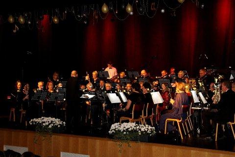 Variasjon: Rakkestad Janitsjar lover en spennende konsert. Arkivfoto