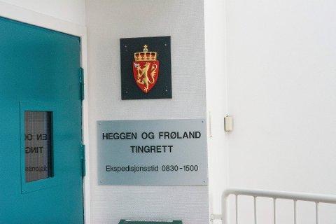 Promillekjøring: Hele tre ganger er en 38 år gammel mann stoppet med høy promille. Nå har dommen falt i Heggen og Frøland tingrett.