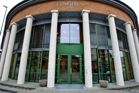 DØMT TIL FENGSEL: Rakstingen ble dømt til åtte måneders fengsel i Sarpsborg tingrett forrige uke.