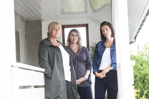 Birte, Karoline og Madeleine Finsås sitter igjen med utbrenthet etter at de tapte kampen om å få hjelp til sønnen og broren Henrik.